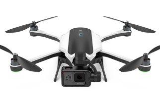 飛行中恐失去動力 GoPro宣布召回2500台Karma小型無人機