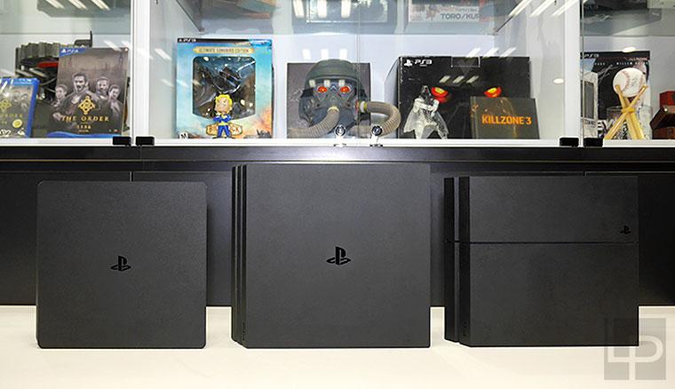 PlayStation資訊月三大優惠公開!PS4 Pro、PSVR現貨限量供應