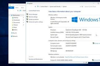 下一代高通Snapdragon處理器將支援Windows 10,相容x86 win32架構