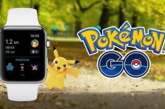 《Pokémon Go》正式登陸Apple Watch!孵蛋還能幫你計算消耗卡路里