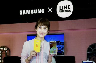 Samsung X LINE FRIENDS限時快閃店信義新光三越A11登場
