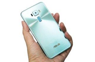 動眼看/ASUS ZenFone 3湖水藍限量新色實機圖賞