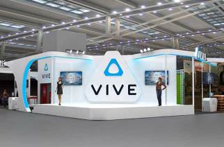 HTC將在TpGS展出兩款全新Vive遊戲 移動定位器與頭戴式耳機首度登台亮相
