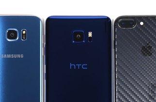 HTC U Ultra、三星S7 edge、iPhone 7 Plus主相機拍照對決
