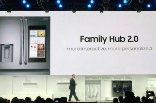 三星推出Family Hub 2.0系列家電、全新制嵌入式家電