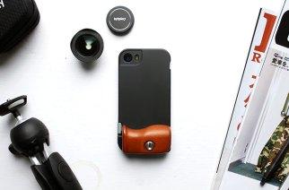 SNAP! 7 iPhone照相手機殼上市,提供七種外接鏡頭選擇