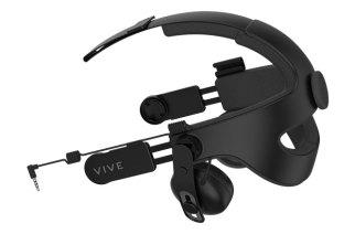 HTC發表VIVE移動定位器與專屬頭戴式耳機,同時宣布無線套件上市資訊
