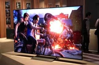 Sony發表首款OLED電視BRAVIA XBR-A1E系列 同時全面導入HDR影像布局