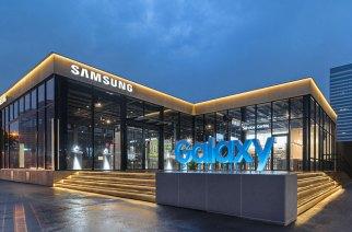 體驗、消費、客服一站式體驗:SAMSUNG VISION LAB品牌概念店進駐Commune A7貨櫃市集