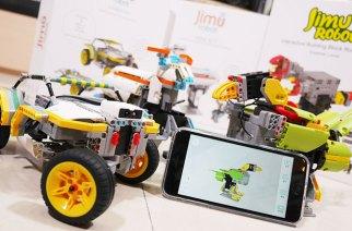 DIY組裝超好玩、跳脫傳統框架!JIMU積木機器人開啟孩子的智慧學習生活 @LPComment 科技生活雜談