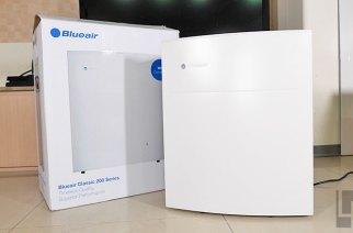 來自北歐瑞典的好空氣:Blueair Classic 280i空氣清淨機開箱