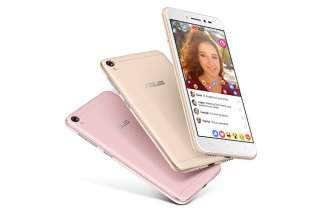 ASUS ZenFone Live在台推出,主打直播即時美顏功能