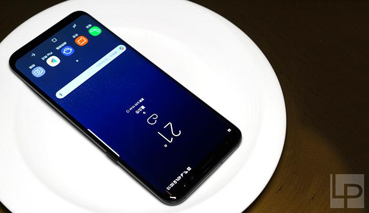 Samsung Galaxy S8+、S8 外型與功能快速動手玩(同場加映:DeX 行動工作站)