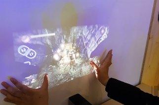 用牆壁玩80吋仁王的願望實現啦(?)!Sony Xperia Touch智慧投影機動手玩 @LPComment 科技生活雜談