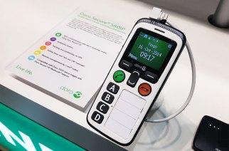 雲端老人機Doro Secure 580IP動手玩:這手寫紙條通訊錄的設計也太實用了吧! @LPComment 科技生活雜談