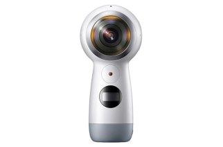 新款Samsung Gear 360登場:支援全景直播、iPhone也能用!