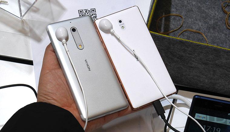 Nokia 5、3在台上市遠傳獨推資費,新款3310再等等