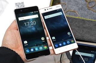 Nokia 3、5動手玩:新生諾基亞的平價智慧機