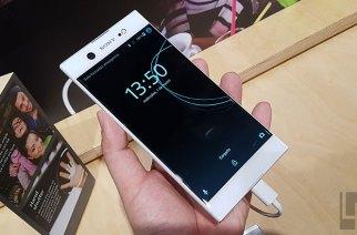 不是旗艦也吸睛:Sony Xperia XZs、XA1 Ultra、XA1實機快速看