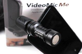 手機錄影、直播收音利器!ROED VideoMic ME麥克風開箱、音質實測