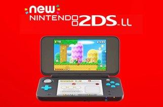 任天堂發表New 2DS LL掌機:更便宜、無3D顯示、2種顏色