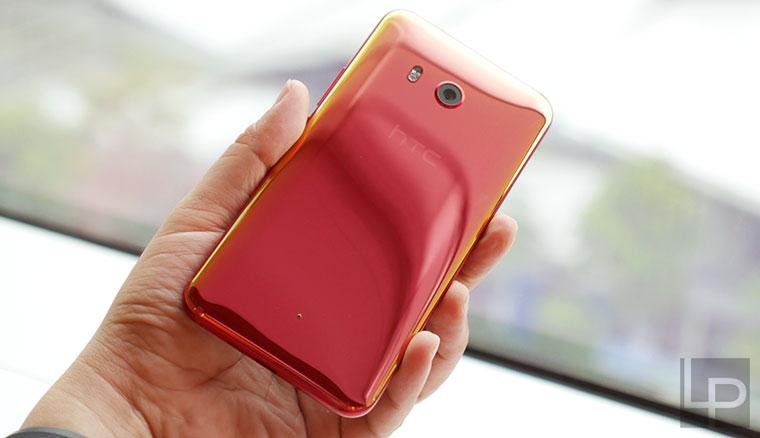 HTC U11豔陽紅6/20凌晨開放預購(更新:出貨時間、優惠)
