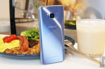 Samsung Galaxy S8冰湖藍新色圖賞,5/26在台開賣