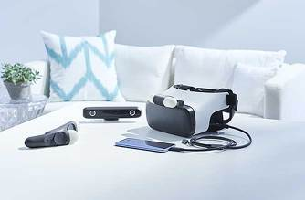 HTC U11及新款VR裝置HTC LINK於日本發表!將結合攻殼機動隊動畫宣傳