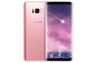 三星Galaxy S8+新色「瑰蜜粉」七月在台開賣