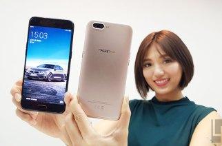 前後20MP相機OPPO R11在台發表!1.6萬有找7/1正式開賣