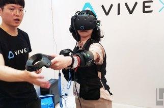 第二屆Vive X新創團隊成果Demo:最新最酷的VR/AR應用一覽