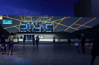 HTC Vive再攜手萬代南夢宮,新宿VR ZONE 7/14開幕