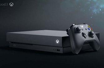 微軟Project Scopio新主機Xbox One X之名正式發表!號稱效能最強電玩主機