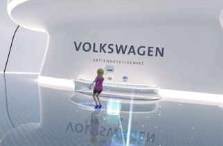 Volkswagen集團導入以HTC Vive開發的互動式生產與物流虛擬實境解決方案