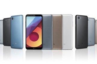 LG Q6系列發表:18:9 FULLVISION螢幕全面下放至中低階機型