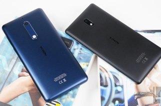 入門級諾基亞智慧機:Nokia 5、Nokia 3開箱實測