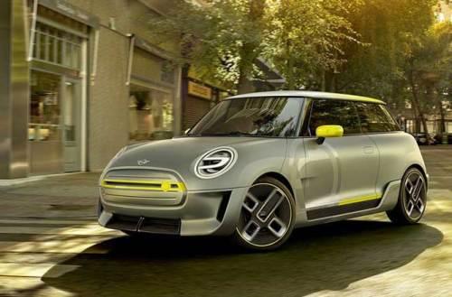 Mini公布Electric Concept純電動車,預計2019量產