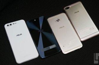 總共5+1款的龐大陣容!ASUS ZenFone 4全系列新機動手玩!