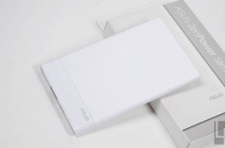 ASUS ZenPower Slim開箱:極輕薄的美型4000mAh行動電源