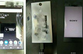 疑Sony XZ1、XZ1 Compact、X1實機曝光!採後置指紋辨識與Android 8.0系統版本