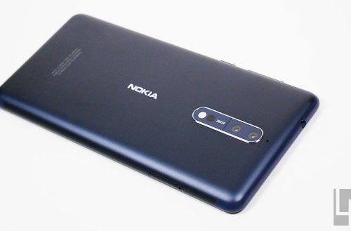 Nokia 8開箱實測:旗艦級硬體好棒棒、蔡司雙相機多種模式好好玩