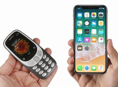 廢文/告訴你十個Nokia 3310比iPhone X更棒的理由! @LPComment 科技生活雜談