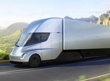 Tesla Semi電動貨車發表:擁有800km續航力與強大動力,預計2019上市 @LPComment 科技生活雜談