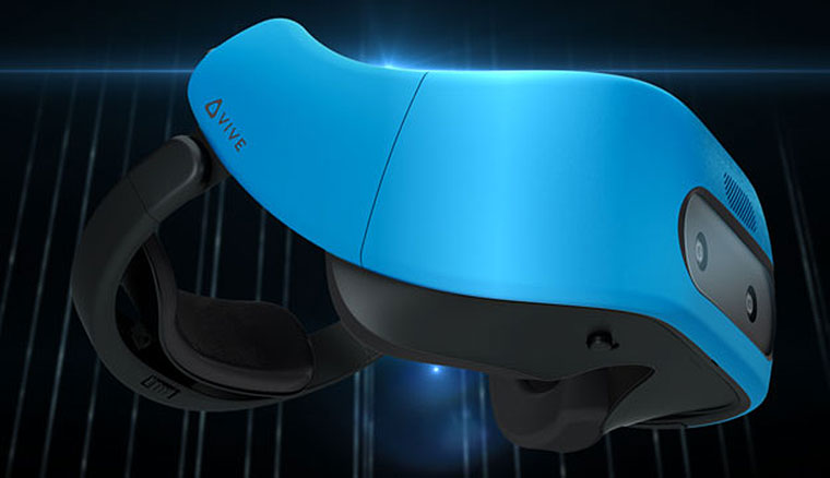 HTC發表一體式VR裝置Vive Focus及Vive Wave開放平台,同時宣布與Unity達成全球戰略合作