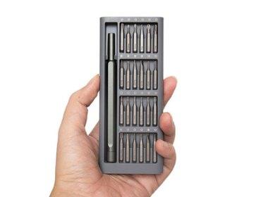 做個有品味的工具人:米家wiha精修螺絲工具套裝開箱! @LPComment 科技生活雜談