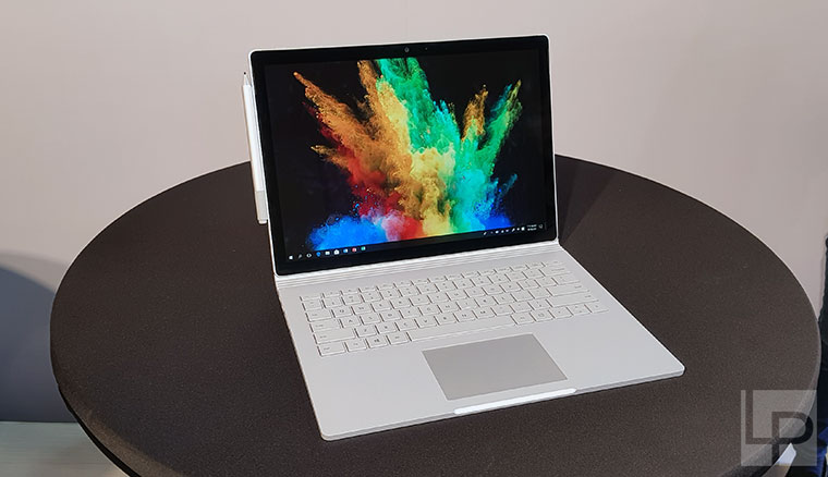 動手玩/Surface Book 2台灣2/9上市,Surface Studio、Dial確認3月登台