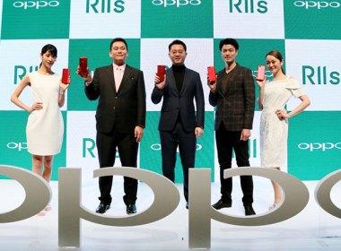 OPPO正式進軍日本市場,發表R11s並於2/9開賣 @LPComment 科技生活雜談