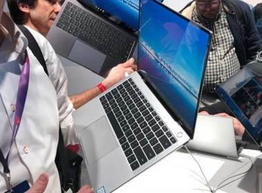 華為推出MateBook X Pro筆電:超高螢幕占比,還有會從鍵盤翹起來的視訊鏡頭 @LPComment 科技生活雜談