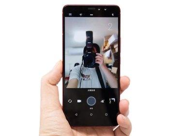 誠意十足的中階旗艦HTC U11 Eyes!雙鏡自拍+頂級相機+全螢幕+防水+大電量全都有 @LPComment 科技生活雜談