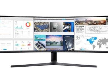三星推出配備49吋32:9面板的SamsungC49J89超寬曲面顯示器 @LPComment 科技生活雜談